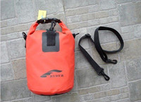 Wholesale 5L Dry bag Waterproof Bag for Kayak Canoe Rafting Camping Red