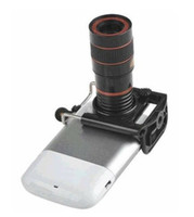 Wholesale Mobile phone telescope Mini Digital binoculars camera with Fisheye Optical Zoom Lens H963