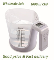 Wholesale Kitchen Scale ml Measuring Cup KG LB Digital Balance with Good price and Fast deli GA2777