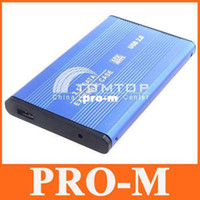 Wholesale USB quot SATA HARD DRIVE DISK HDD CASE Enclosure