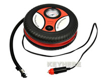 Wholesale Car Auto Portable Pump Tire Inflator Mini Air Compressor DC12V
