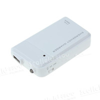 Wholesale 3 AA Battery USB Emergency Charger with LED Light for iPhone S