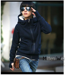 Wholesale Hot sale spring outerwear women hoodies clothing with zipper long sleeve women colors R514