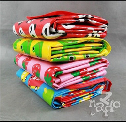 Wholesale retail Children s game mat blanket baby crawling pad beach mat picnic mat picnic essential popular mat