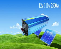 Excellent 2500W pure sine wave inverter, FREE SHIPPING, solar power inverter, Wind power inverter