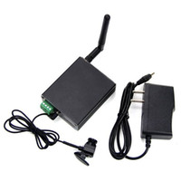 Wholesale 3G Video Server Box Plus Mini Button Camera To Be a Good G Mobile Camera Monitoring Solution