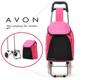 Wholesale Folding Lightweight Shopping Trolley Bag Carry Cart Brand new shopping trolley luggage cart