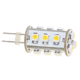 15LEDS 3528 SMD LED G4 Dimmable Bulb Light Wide voltage DC10-30V AC8-20V Replacement for the Halogen