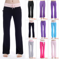Classic Straight bella yoga pants - New Hot Womens Bella Ladies Stretch Slim Casual Yoga Exercise Pants Workout