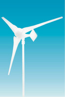 Wholesale 3 Blades w wind turbine generator V with wind controller for wind power system DHL Free