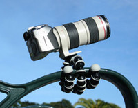 Wholesale Flexible Ball Leg Photo Equipment Mini Tripod for Digital Camera and Camcorder