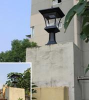 IP66 Garden  High quality 30 LEDs leds Solar Lawn Light 1.2m 30 yellow Led 1.2W solar panel for garden street