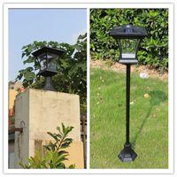 IP65 Garden  High quality 30 LED leds Solar Lawn Light 1.2m 30 yellow Led 1.2W solar panel for garden street