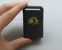Wholesale GPS Tracker Mini Global Real Time Bands GSM GPRS TK102 gps Tracking device for personal