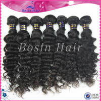 Best selling top quality AAAAA Mongolian virgin kinky curly ...