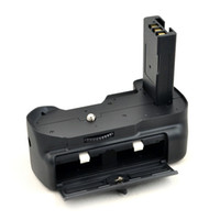 Wholesale DSTE Multi Power Battery Grip Holder for Digital Slr Camera Nikon D5000 NEW Freeshipping