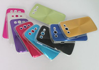 Wholesale CD Lines Aluminum Hard Plastic Case Cover Shell Protector for Samsung Galaxy Grand Duos i9082