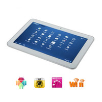 8GB 512MB ALLwinner 9 inch AMPE A96 Android 4.0 AllWinner A13 dual camera Capacitive Screen cheap tablet pc (000126)