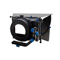 Wholesale Professional DSLR Matte box Mattebox for mm Rods for Video