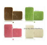 Wholesale Newest Zipper Closed Android Style Soft Cloth Case Bag Pouch For inch Tablet PC Mix Color