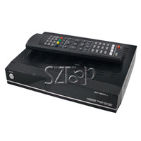 Wholesale SKYBOX F3 P HD PVR Dual Core CardSharing Satellite Receiver cccamd newcamd MGcamd Via DHL