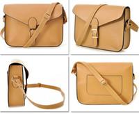 Women Plain PU Wholesale! PU leather fashion shoulder bag Women designer handbags Hot selling!