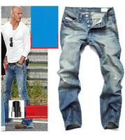 Wholesale men s jeans New Arrival Newly Style Water to wash Jeans
