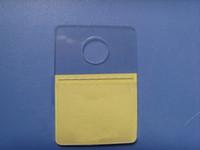 adhesive hang tabs - Self adhesive Hole Hanger Hang Tab