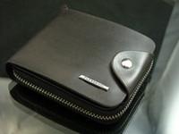 Wholesale Brand new Leather Long Wallet luxury Zipper Men Pocket Card Clutch Cente Bifold Purse