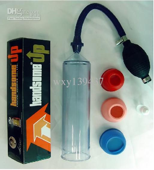 enlargement vacuum pump