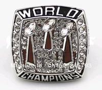 Anillo caliente del campeonato del gigante de Nueva York de la venta 2007