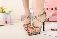 Pumps beauty kitten - Costly temperament of beauties romance queen hollow out the Roman high heeled sandals j45