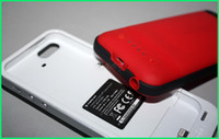 Wholesale 3 Colors Original PACK AIR mAh External Battery Case Cover for iPhone G