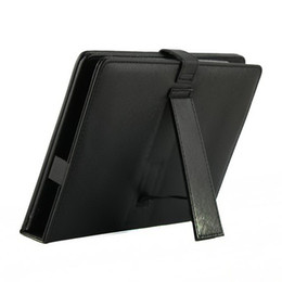 Lot USB Interface Keyboard Pen Leather Case Cover Skin For 7 8 9.7 10 10.1 Inch ePad Tablet PC