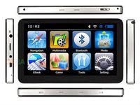 car navigation - 7Inch Car GPS Navigation CE6 gps car navigation Car Navigator GPS with Bluetooth AV IN G TF card