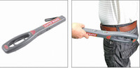 Wholesale Handheld Metal Detector with Unique Contour and Smooth Stream Line Design