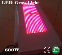 Wholesale 600w led grow panel light growlights for sale W growing lamps for indoor vege plants