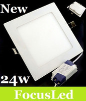 Wholesale Up To Lumen W Led Panel Light cm x cm Pure Warm White Energy Saving Led Lamps V