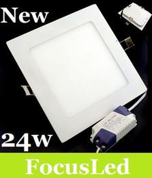 2017 énergie ups Jusqu'à 1800 Lumen 24W Panneau de LED Light 30cm x 30cm Pur / Warm White Energy Saving Led Lampes 85-265V promotion énergie ups
