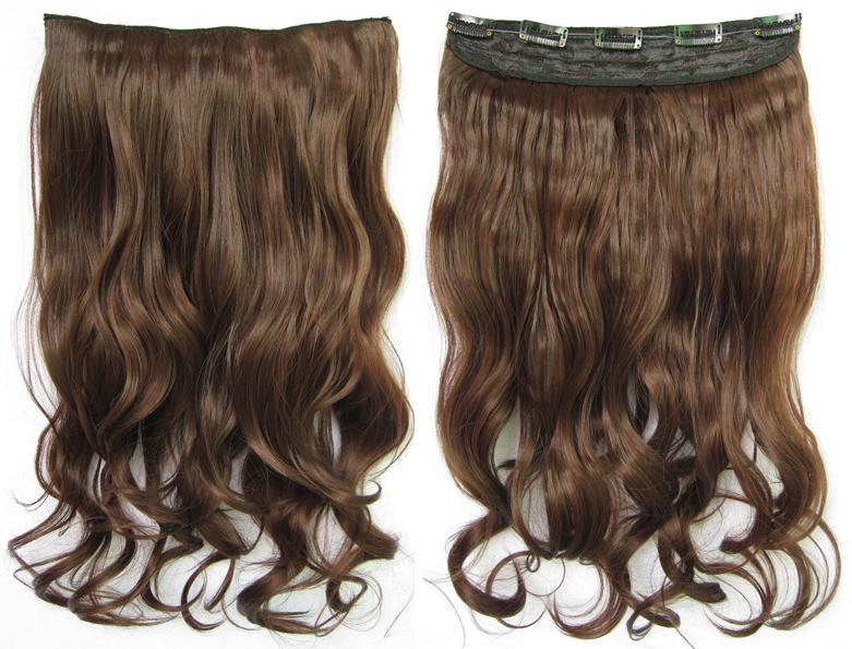 Washing Synthetic Hair Extensions Clip In 48