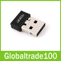 Wholesale EDUP Wifi Wireless USB Nano Adapter Mbps IEEE n g b Mini Adaptor Network Card EP N8531