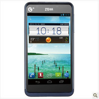 ZTE 4.3 Android 4.0 ZTE U950 Android 4.0 1.3GHz Quad core 1gb RAM 4GB ROM 4.3 inch TFT HD Touch Screen Cell Phone