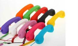 POP Phone Combiné pour iPhone, Combiné de protection contre les rayonnements, rétro combiné de téléphone dfgdHFU, livraison gratuite