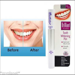Wholesale Teeth Whiting Pen in box clinically proven quick easy to use