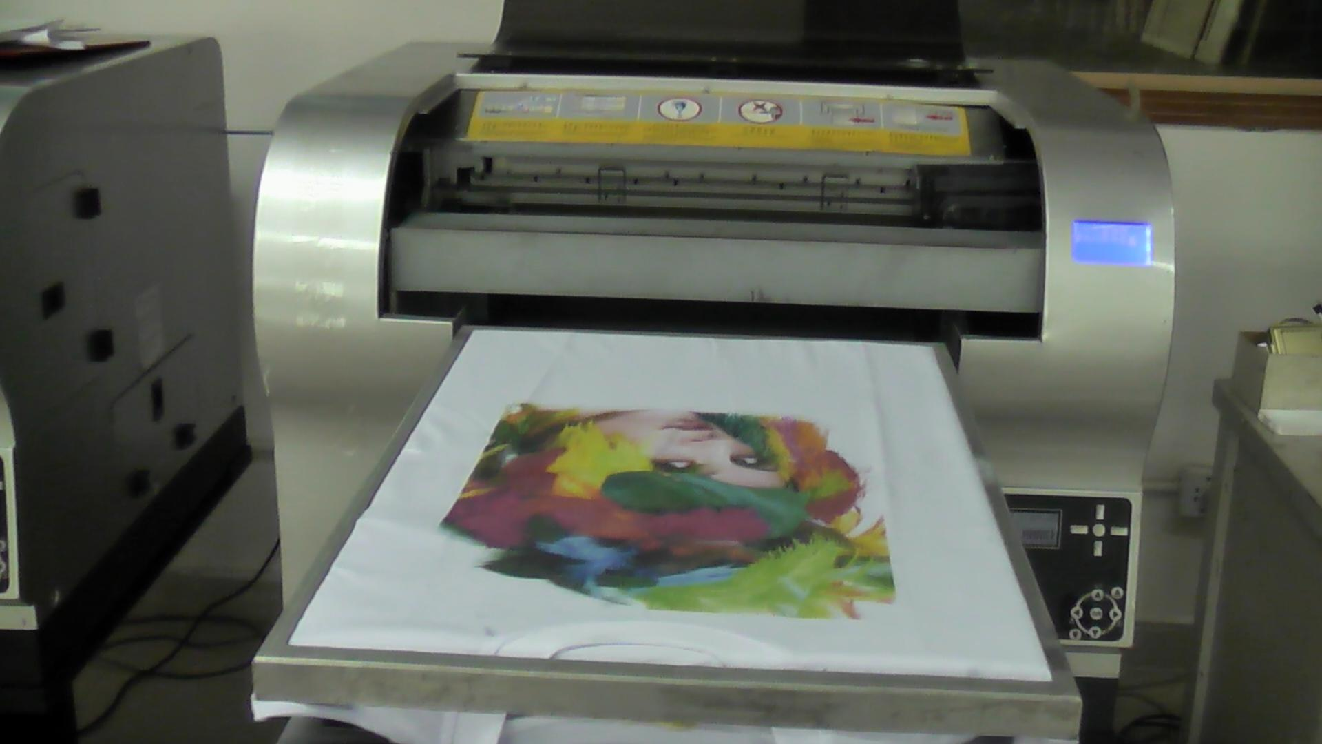 Eu moda t shirt printing machine cost t for Machine for printing on t shirts