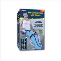 Wholesale Air Compression Leg Wraps Regular Massager Foot Ankles Calf Therapy Circulation