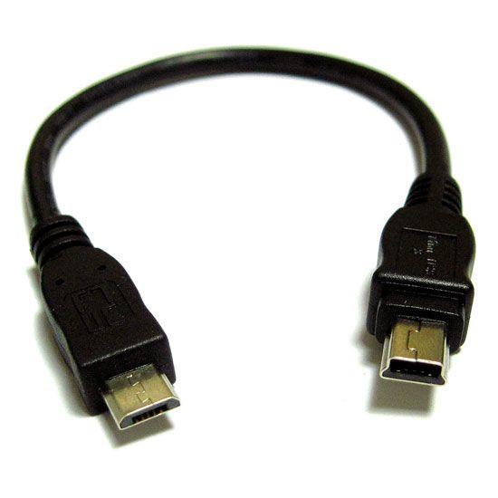 Cable Micro Usb b 5pin 5p