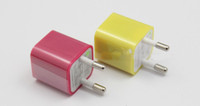 Wholesale US EU Plug USB Wall Travel Charger Adapter for Inch Tablet Phone Tablet PC Mini Pad