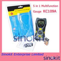 Wholesale Portable in1 Digital Distance Meter Stud Joists Metal Wire Detector Laser Marker SK109A