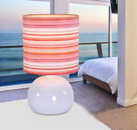 Wholesale Modern Personality Stylish Minimalist Fabric Table Lamp Living Room Bedroom Desk Lamp cm cm